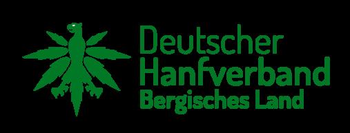 Logo der Ortsgruppe Bergisches Land des Hanfverbandes